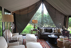 Lodges und Camps in Botswana
